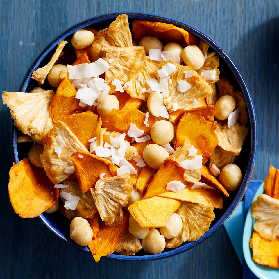 Tropical Snack Mix