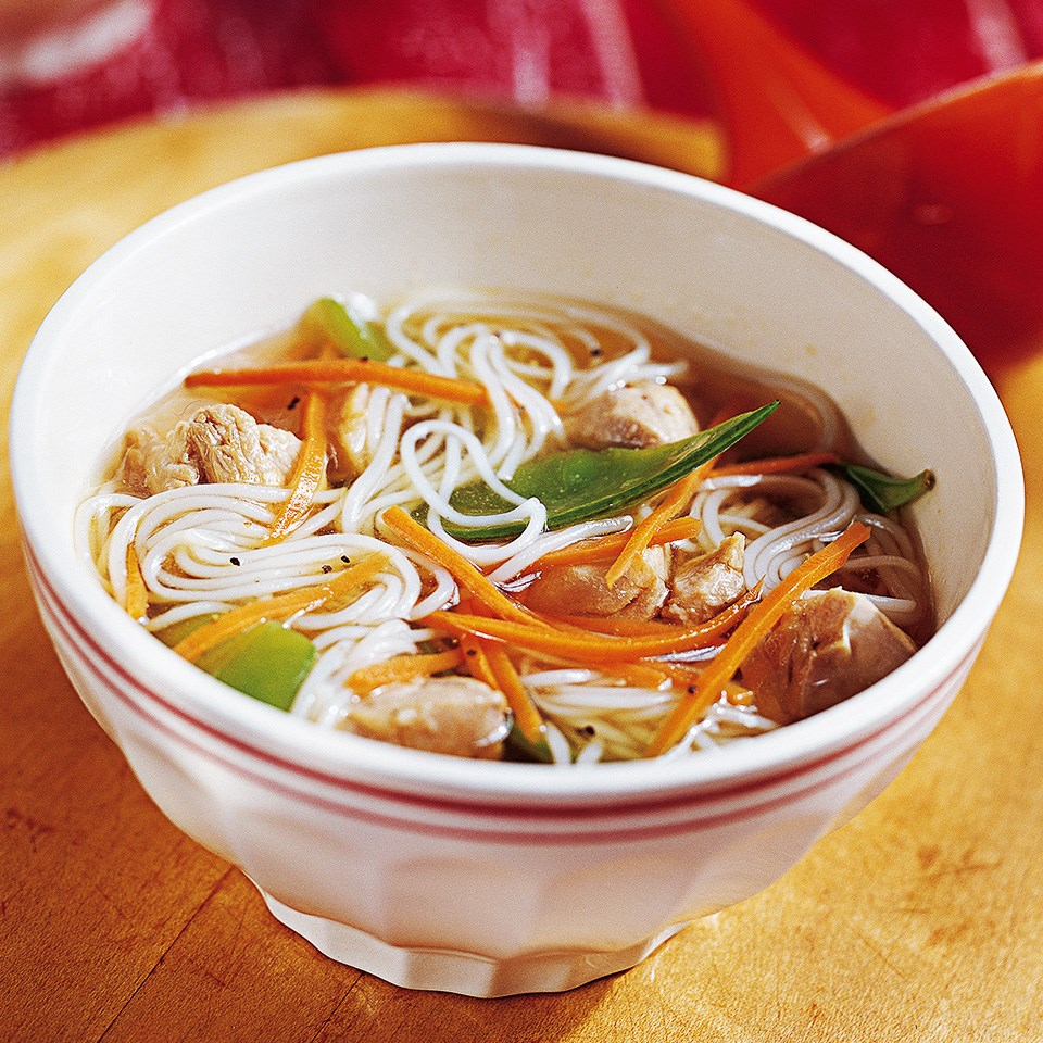 Asian Soup Recipies