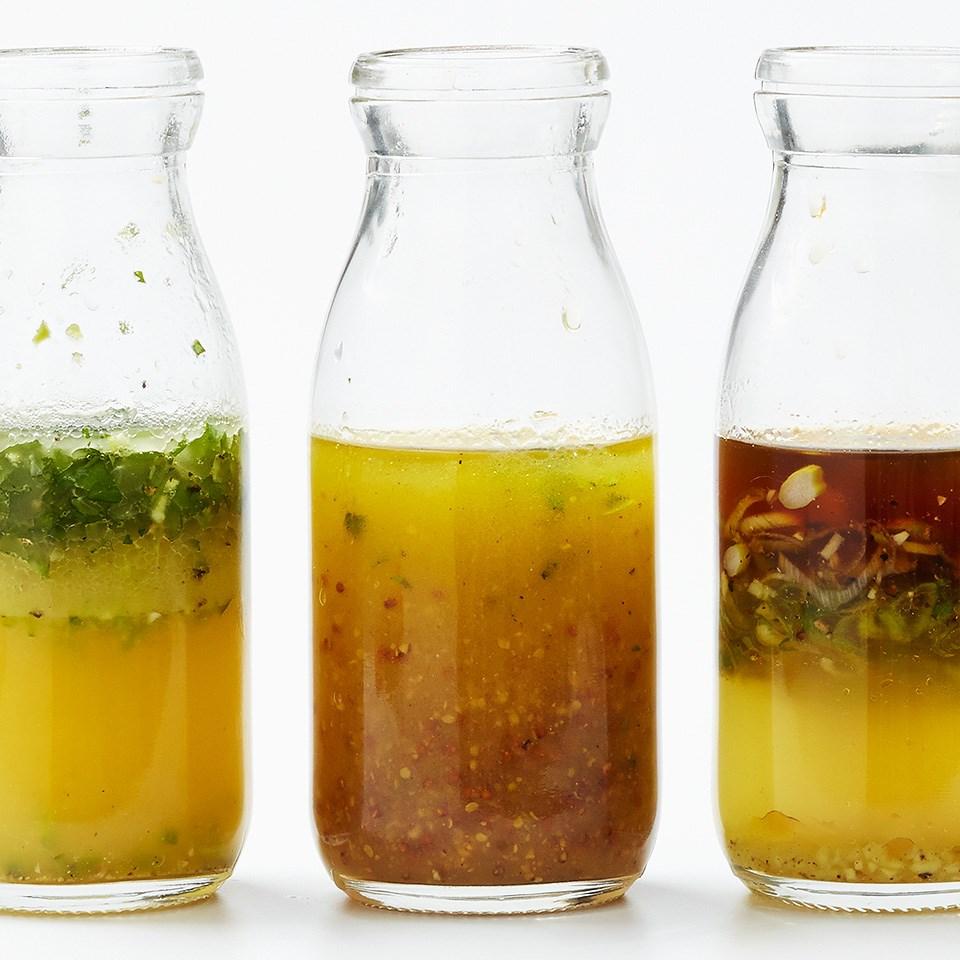 Honey-Mustard Vinaigrette with Lemon