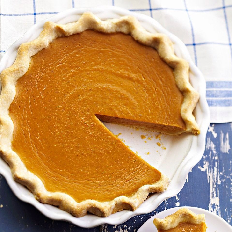 Our Best Traditional Pumpkin Pie Recipe