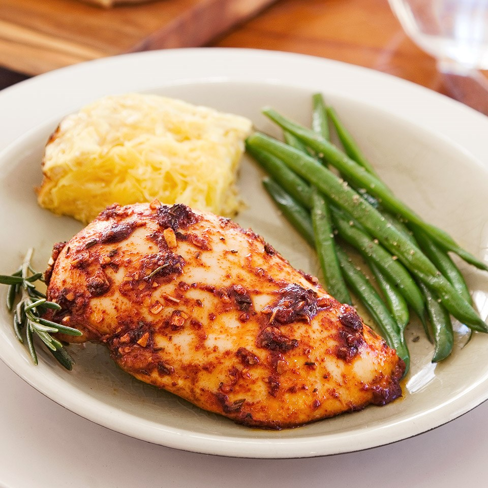 Balsamic Chicken Recipe Eatingwell