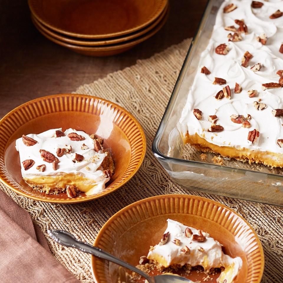 Spoonable Pumpkin Pie