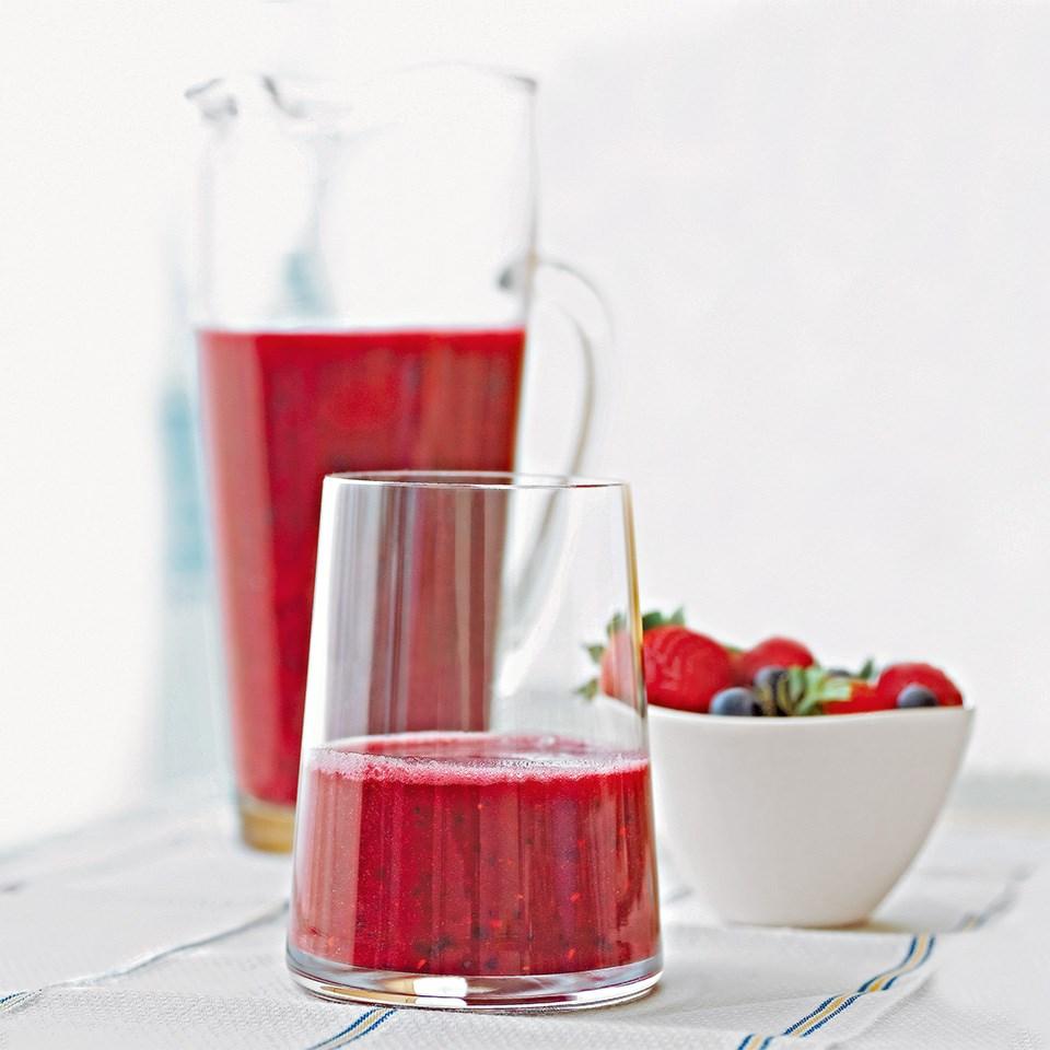 Cherry-Berry Smoothies