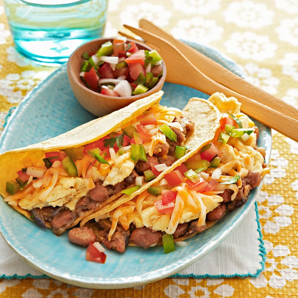 Gestational diabetes recipes eatingwell huevos rancheros tacos forumfinder Gallery