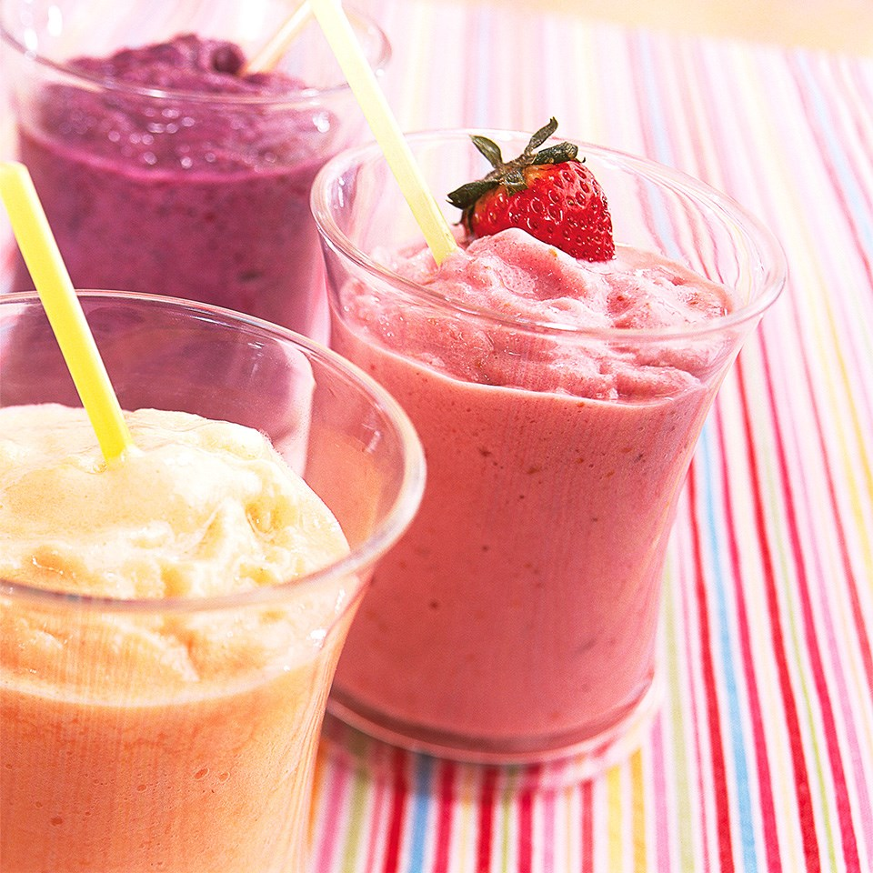 Just Peachy Smoothies