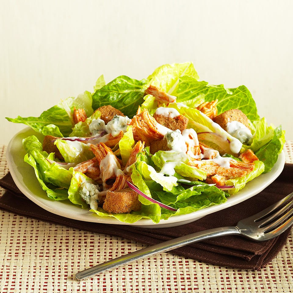 Buffalo Chicken Salads Recipe Eatingwell