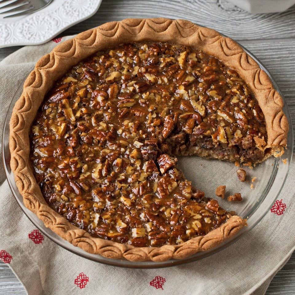 Whole-Wheat Pie Crust