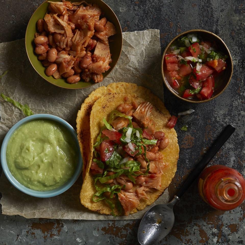 Tacos de Jackfruit Vegan