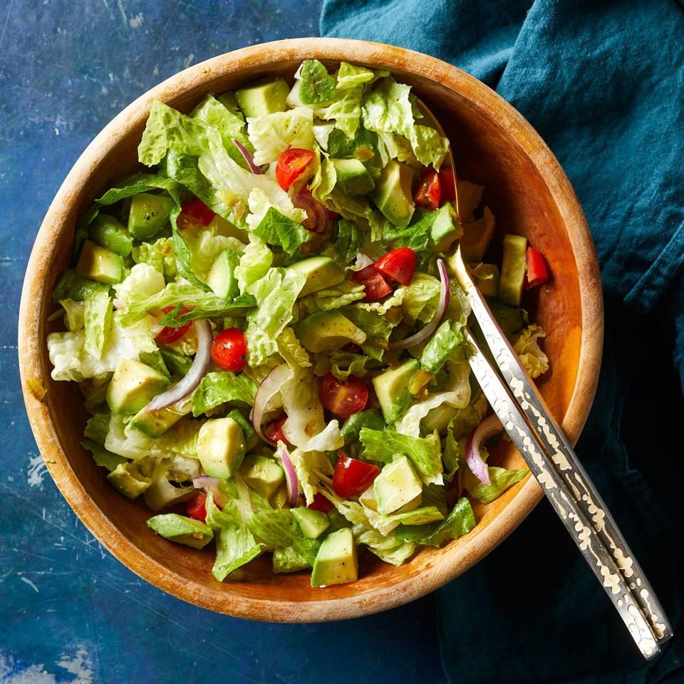 Guacamole Chopped Salad