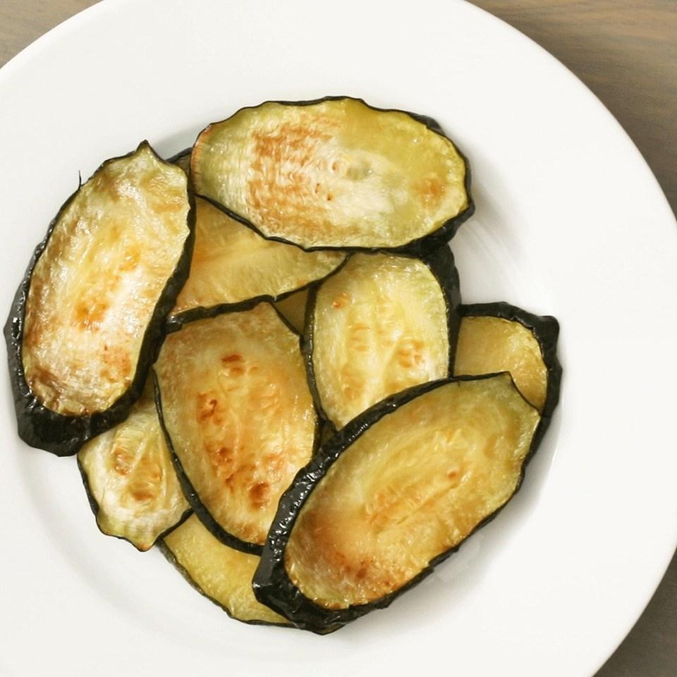 Easy Roasted Zucchini