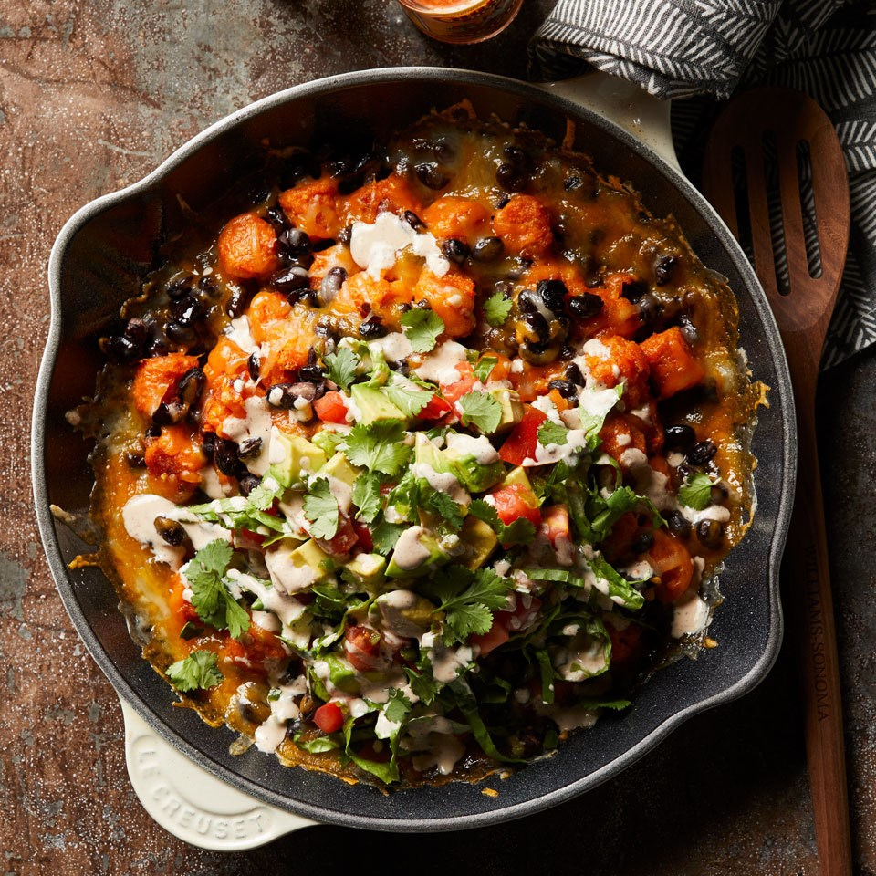 Sweet Potato Totchos
