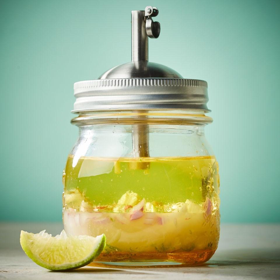 Honey-Lime Vinaigrette