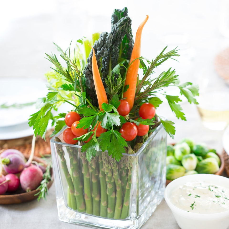 Vegetable Bouquet