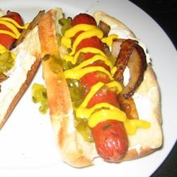Seattle Cream Cheese Dogs Kevin Nord