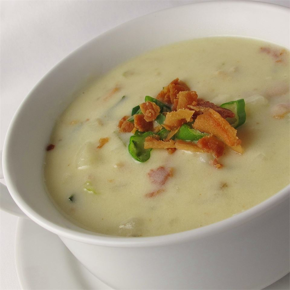 Cindy's Awesome Clam Chowder_image