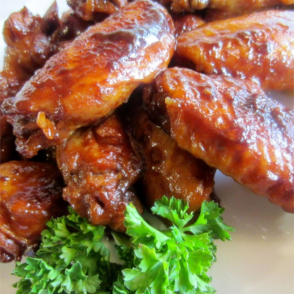 Spicy Chinese Chicken Wings lin_honeybear