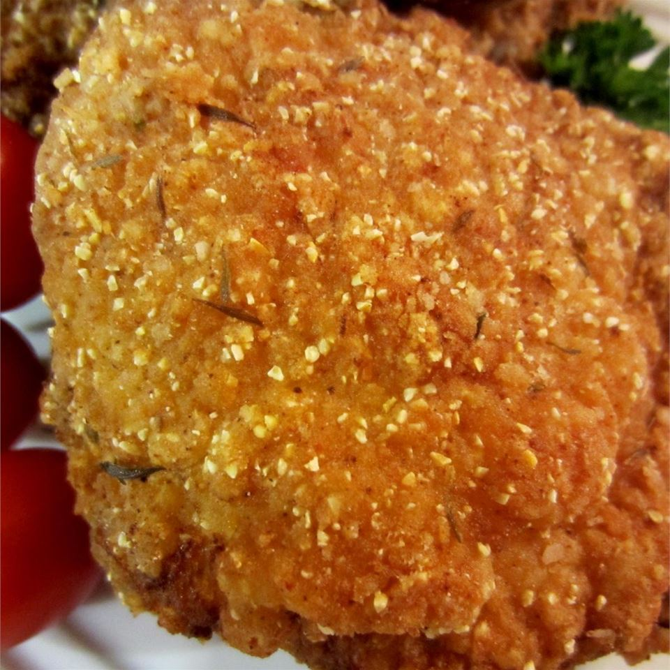 Perfect Crispy Fried Chicken pelicangal