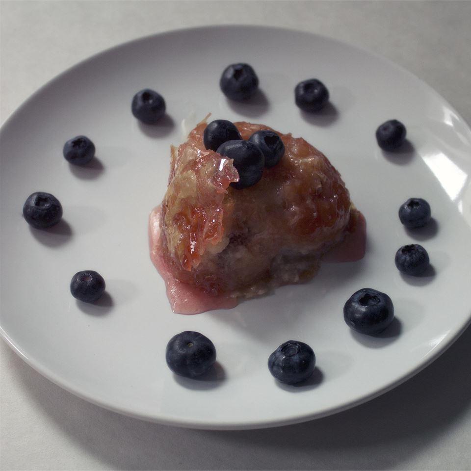 Strawberry Cheesecake Baklava