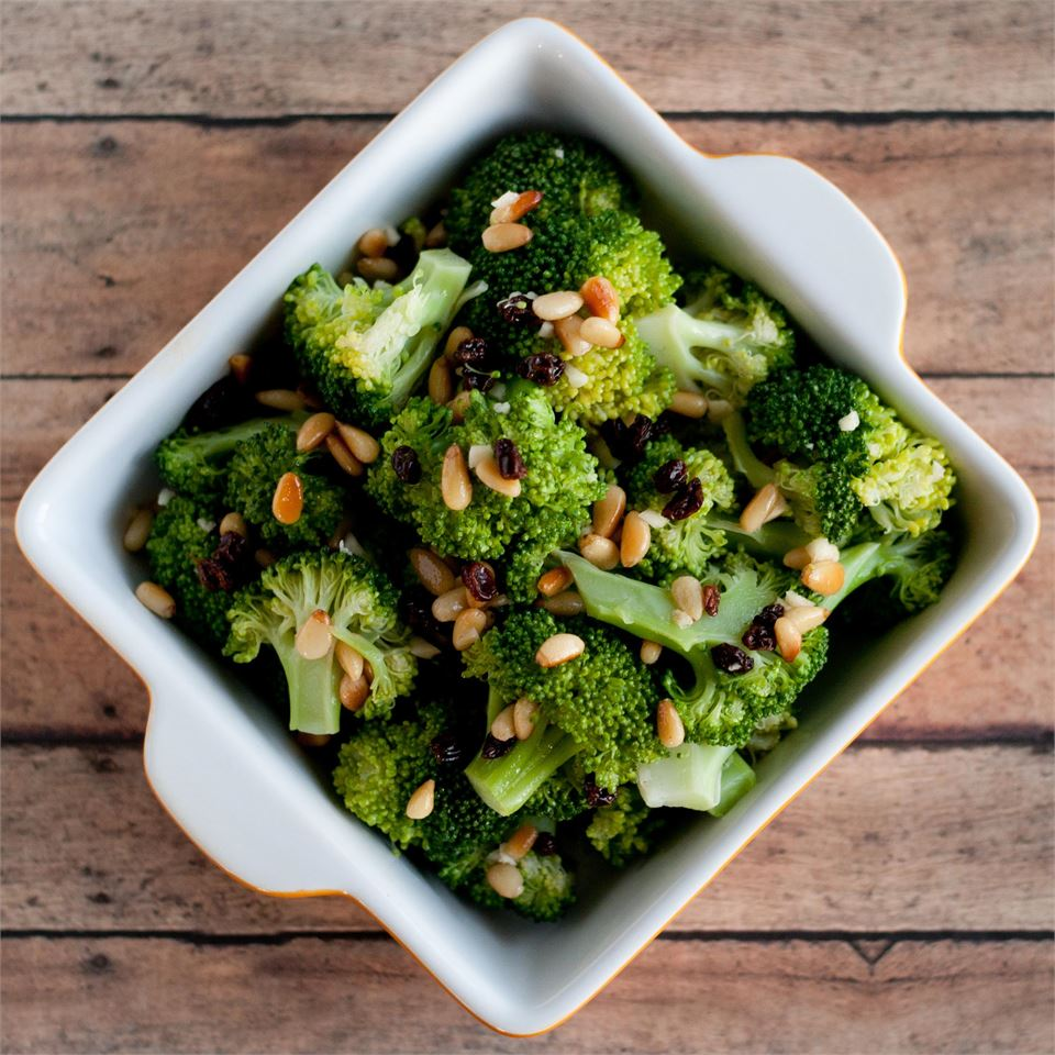 Garlic Broccoli Salad France C