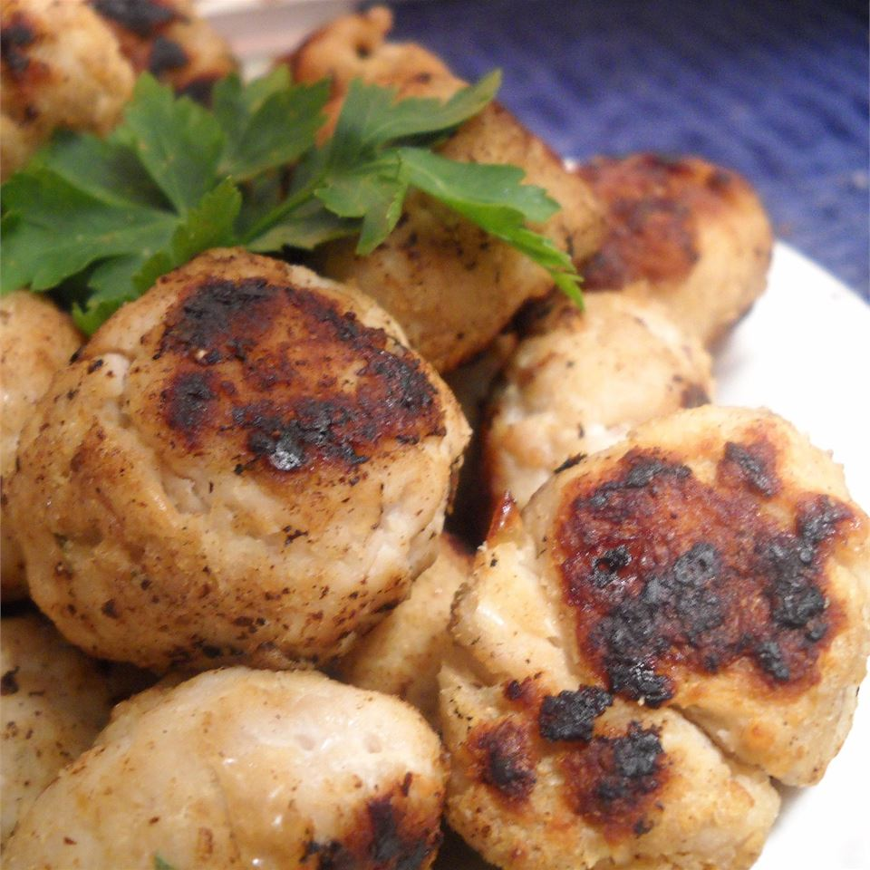 Quick Bean and Turkey Italian Meatballs Susan Quinn