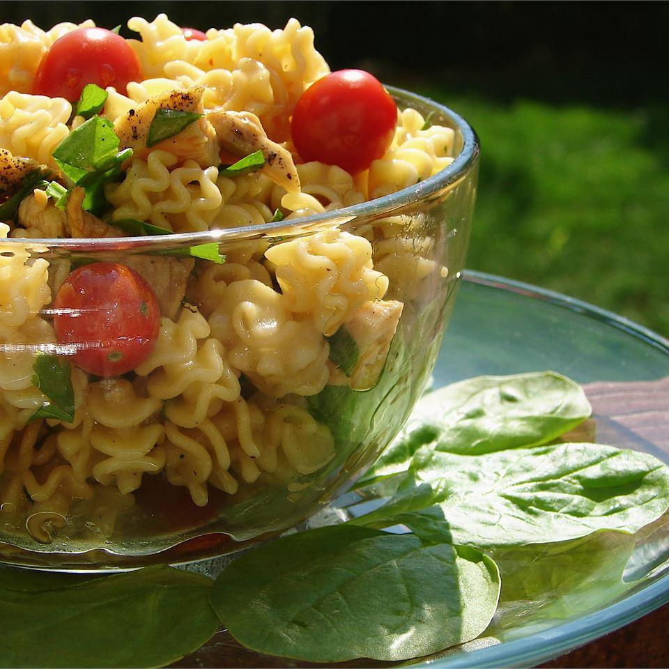Sesame Chicken Pasta Salad Annie