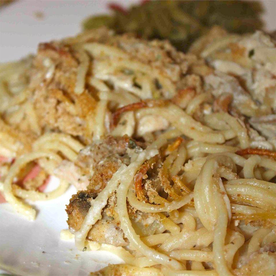 Megan Rae's Chicken Tetrazzini