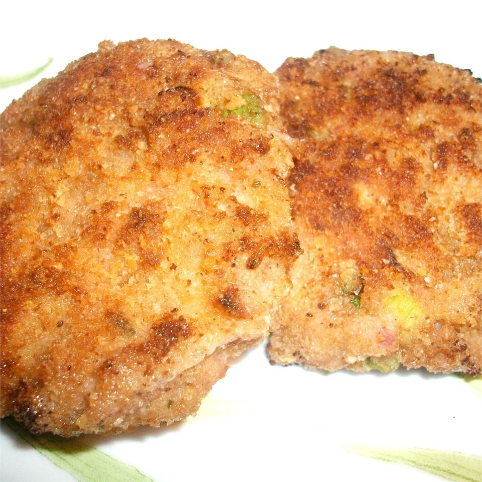 My Great Grandmother's Ham Croquettes image