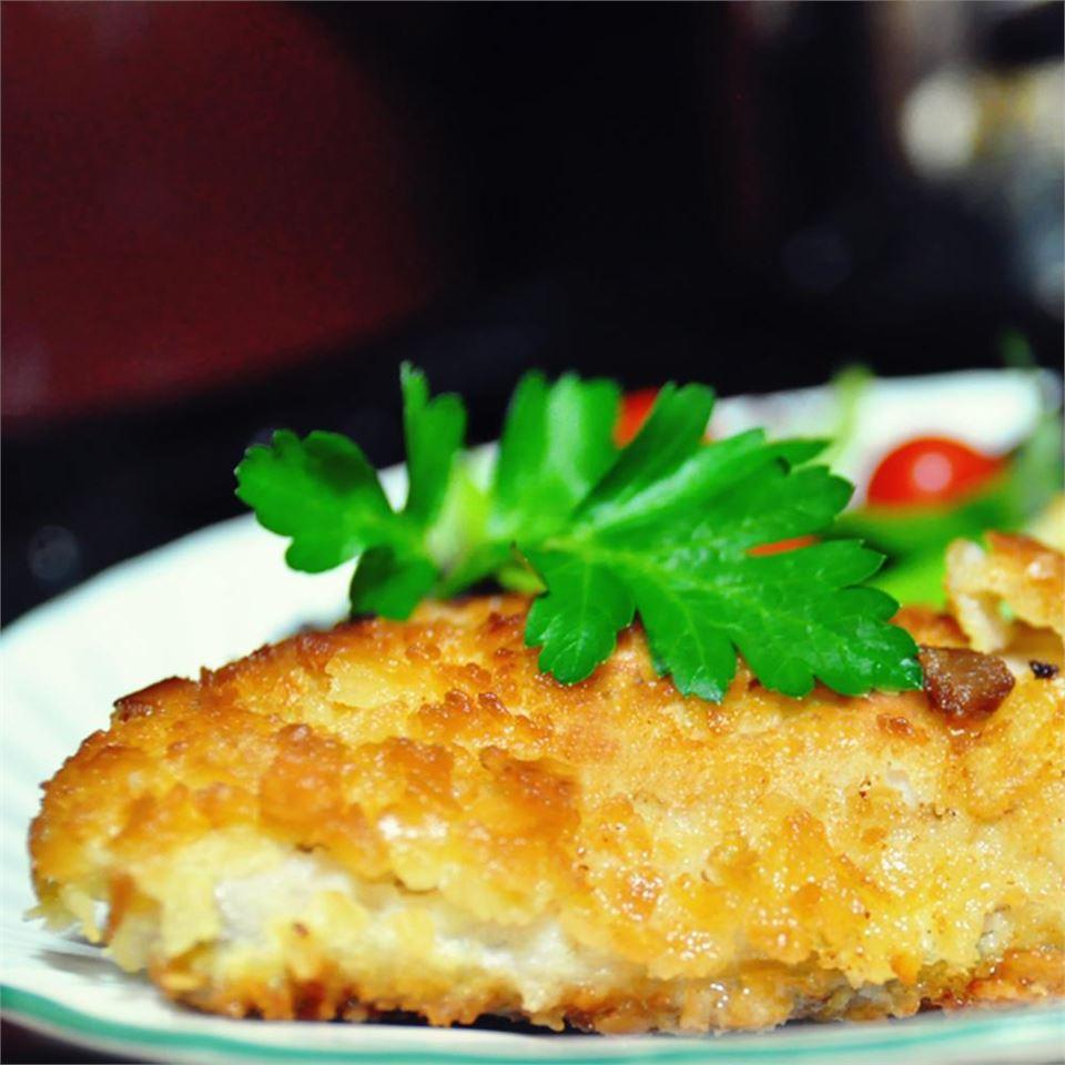 Chicken Fried Hamburger With White Gravy: Chicken Fried Steak With Cream Pork Sausage Gravy Recipe