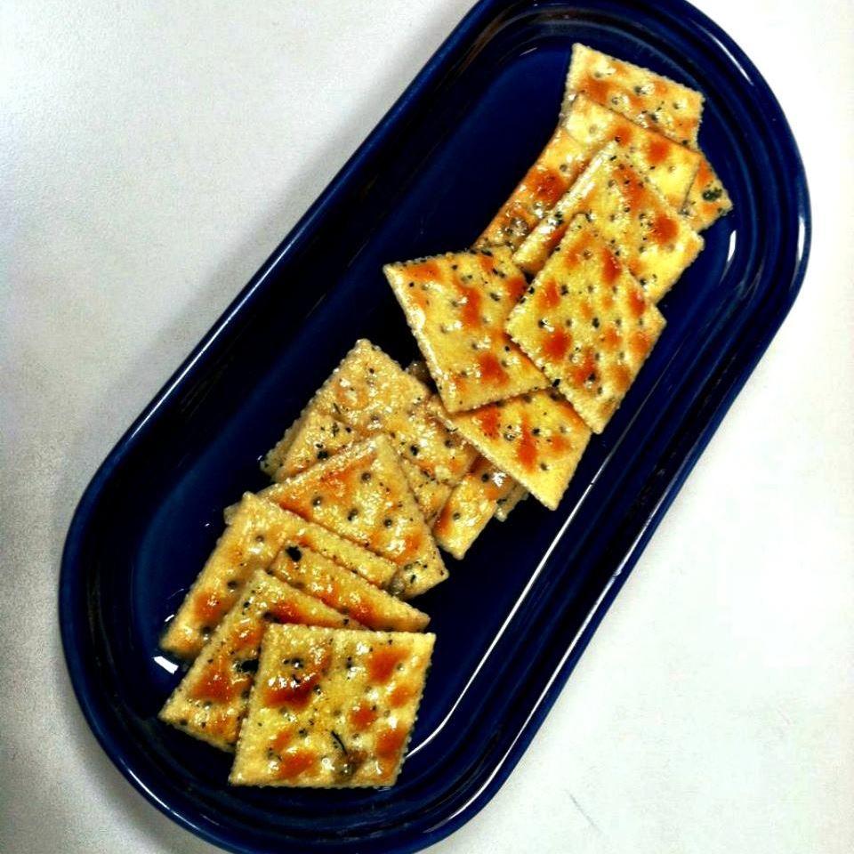 Ranch Mix Saltine Crackers