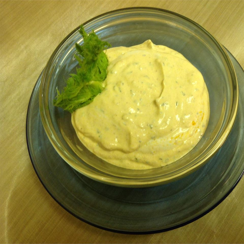 Basil and Sun-Dried Tomato Dip