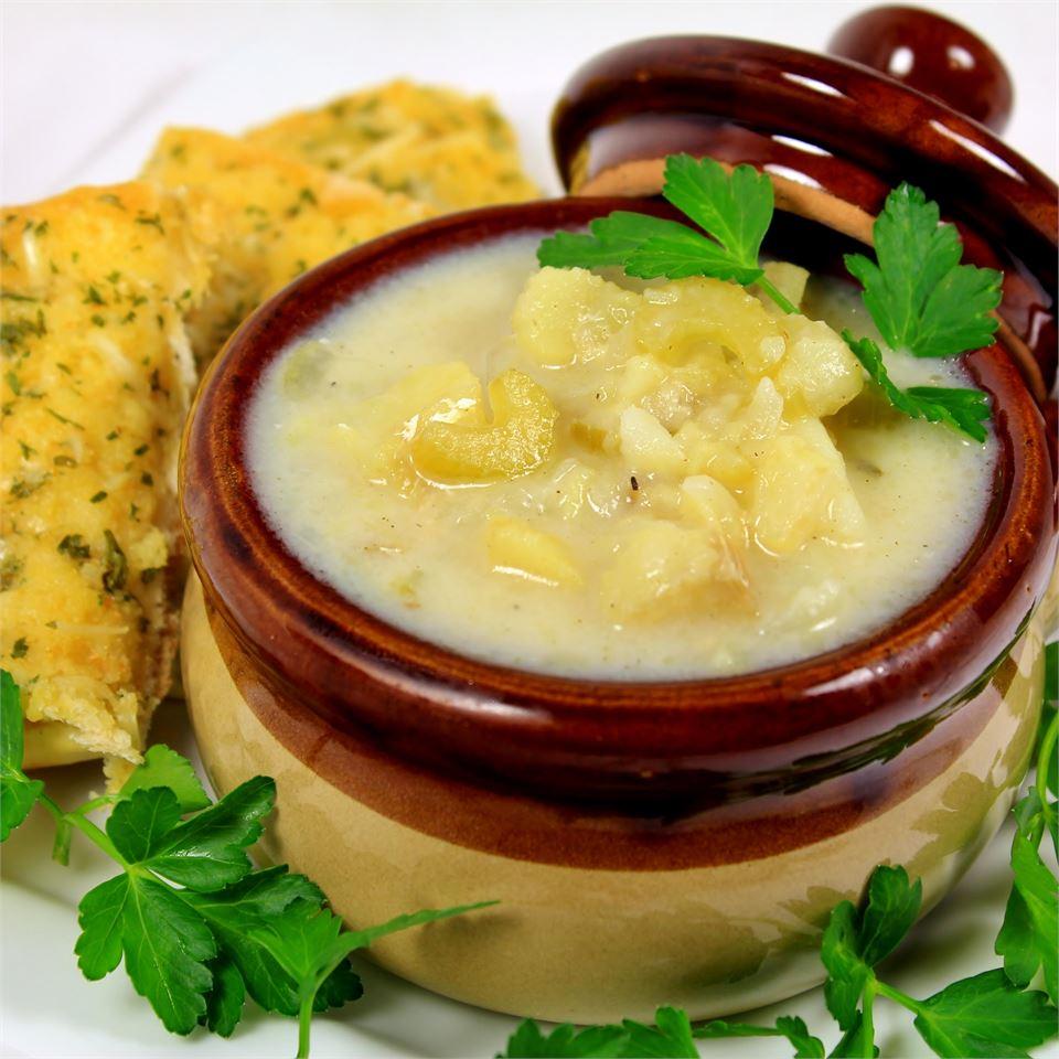 Potato Fish Chowder