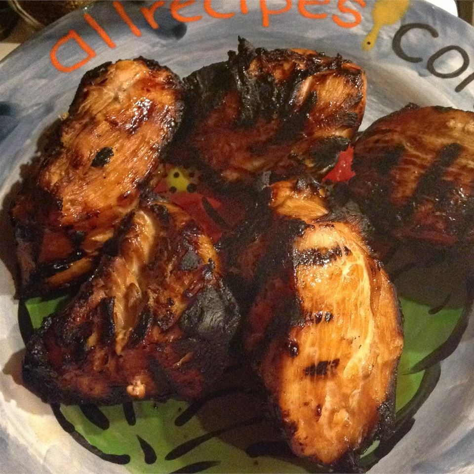 Perfect Marinated Chicken Breasts cookingqueen