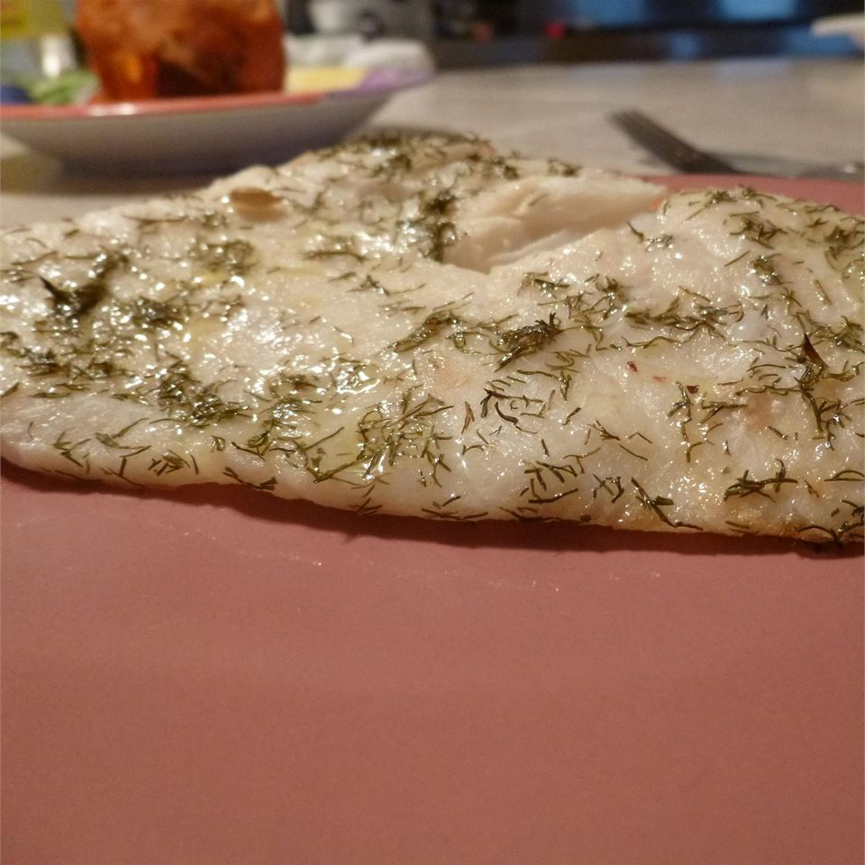 Grilled Halibut I