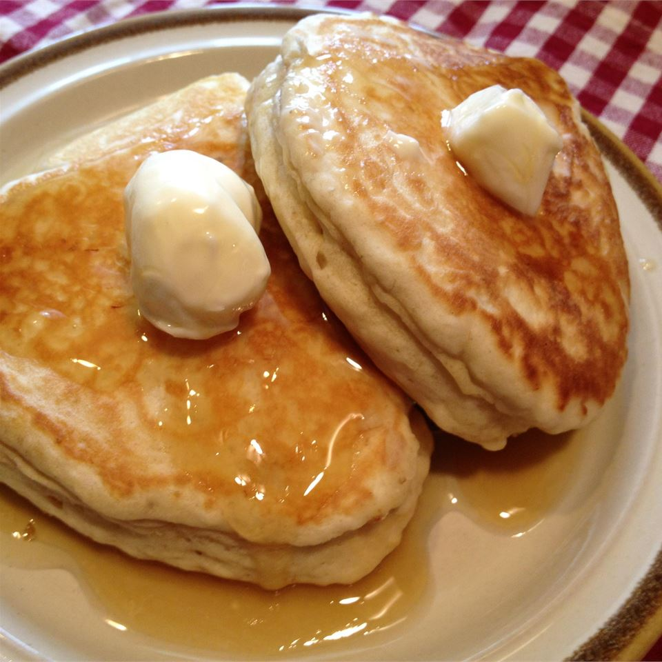 Coconut Banana Pancakes Courtnie Diane Whipple