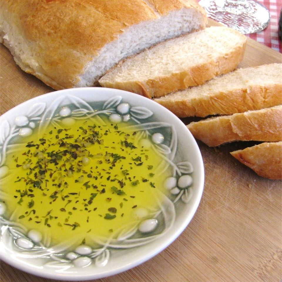Bread Dipping Oil - Printer Friendly