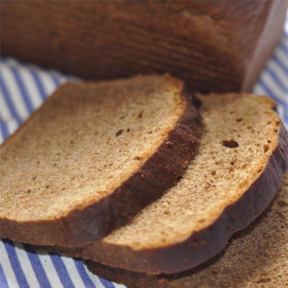 Totally Rye Bread