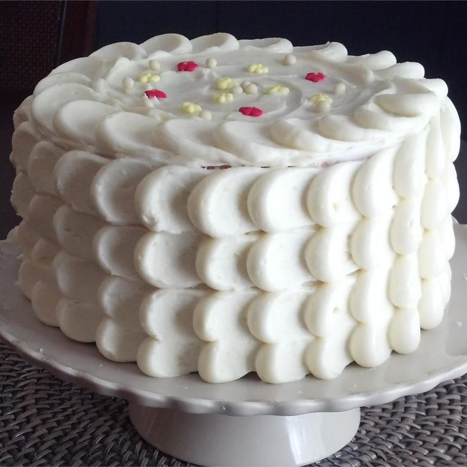 Easy Cream Cheese Frosting Recipe Allrecipes