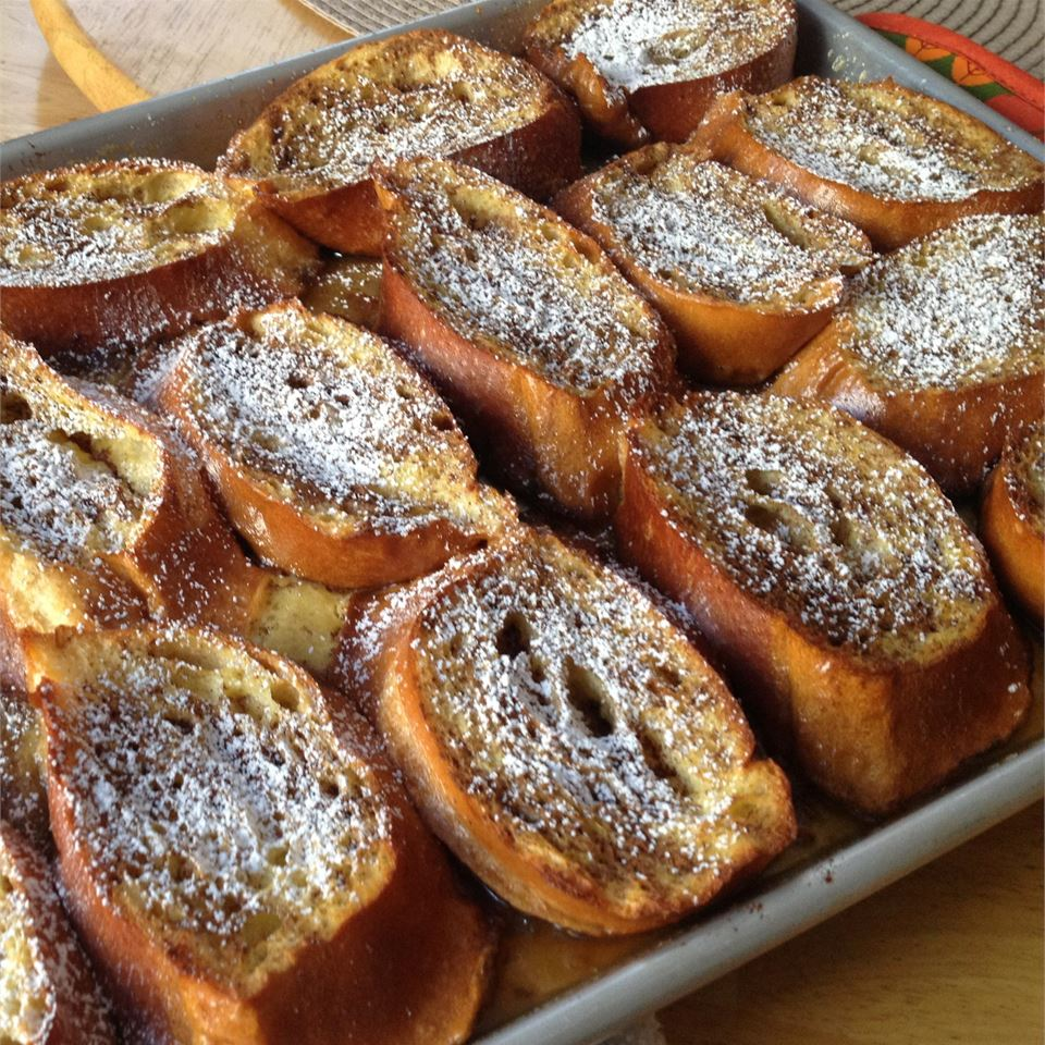 Brunch Baked French Toast
