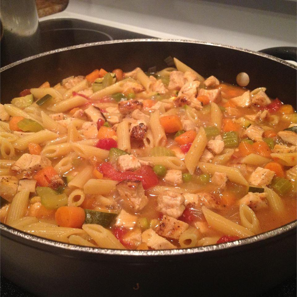 Harvested Chicken Stew Bein5