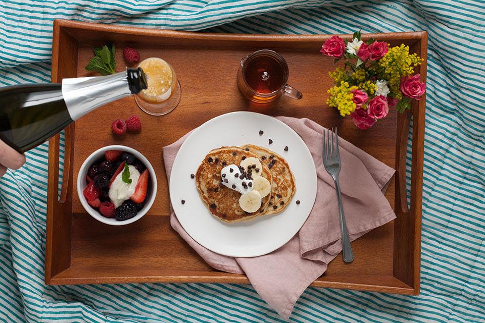 Breakfast in Bed Menu